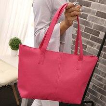 Женская Повседневная наплечная сумка с ручкой черная Дамская Большая вместительная сумка-тоут с кошельком большая Повседневная кожаная женская сумка# T2