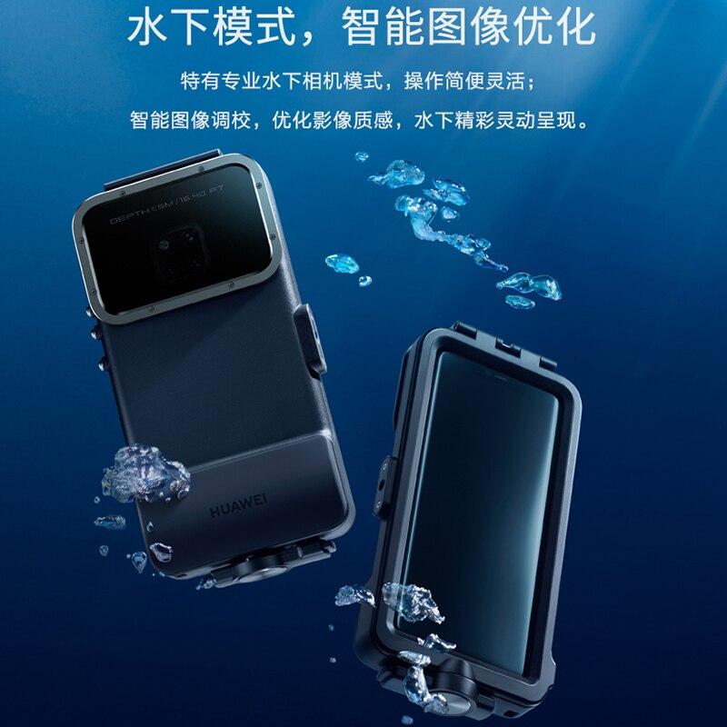 HUAWEI Mate 20 Pro Case Offical Originele Waterdichte Zwemmen Duiken Camera Bescherm Cover HUAWEI Mate 20 Case - 2