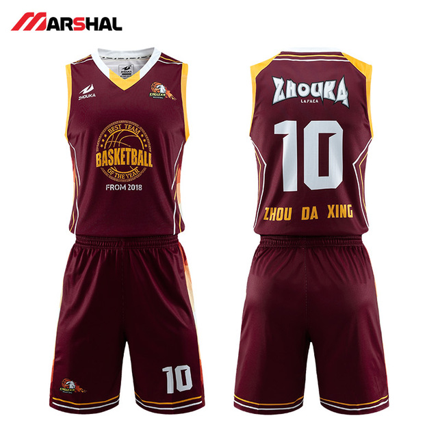 b6475e939 Wholesale Custom Sublimation Printing Jerseys Customized team indoor  basketball quick dry uniform logo design on line
