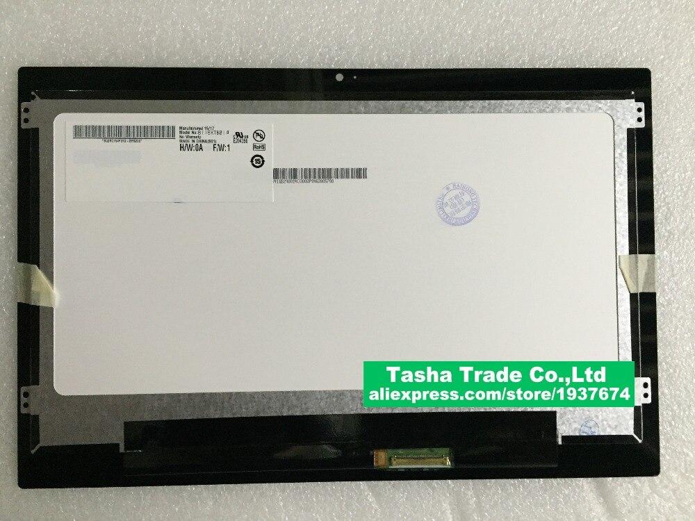 Ноутбук ЖК-дисплей Экран B116XTB01.0 ЖК-дисплей Сенсорный экран сборки для acer Chromebook R11 C738T 1366*768