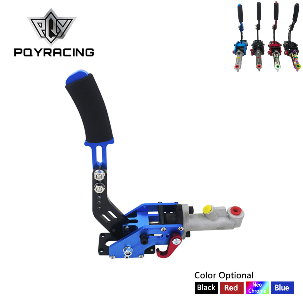 PQY - Aluminum Universal Hydraulic Handbrake Lever Drift Hand brake E-Brake Racing NEW PQY3654(China)