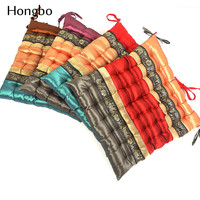 Hongbo 1 Pcs Stripe Style Printing Cotton Seat Cushion Sofa Car Mat Home Kitchen Chair Sit