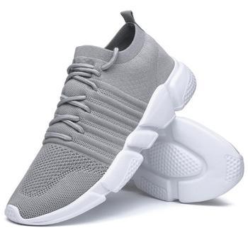 801e26a9525 2019 zapatillas de deporte ligeras para hombre, zapatos casuales, zapatillas  de verano transpirables para