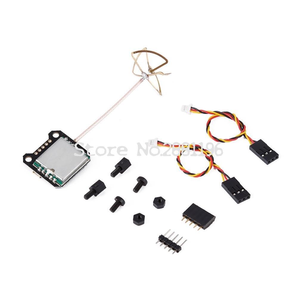 Ts5828 58ghz 600mw 48 Channels 32 Mini Wireless A V Naza Osd Wiring Diagram 58g 40ch 25mw 200mw 20x20mm Fpv Transmitter Integrated Rhcp Antenna