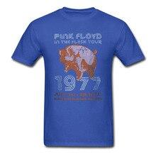 PINK FLOYD IN THE FLESH NYC 1977 TOUR t-shirt Men Women t shirt size S~XXXL