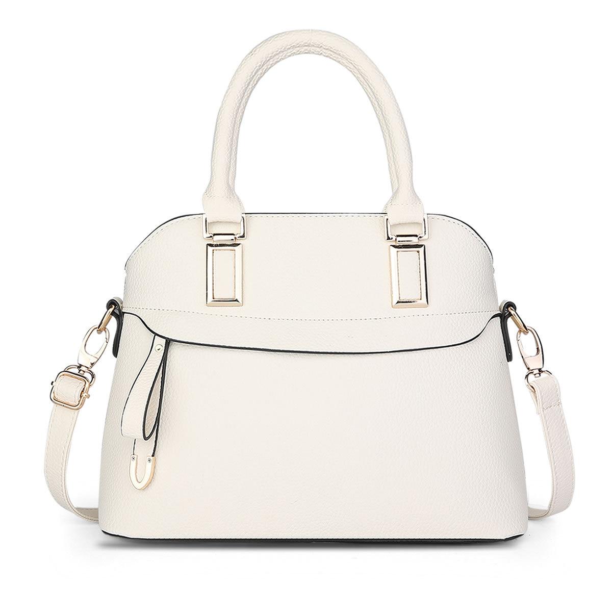 couro portátil ombro sacolas crossbody Bag Shape : Shell tipo