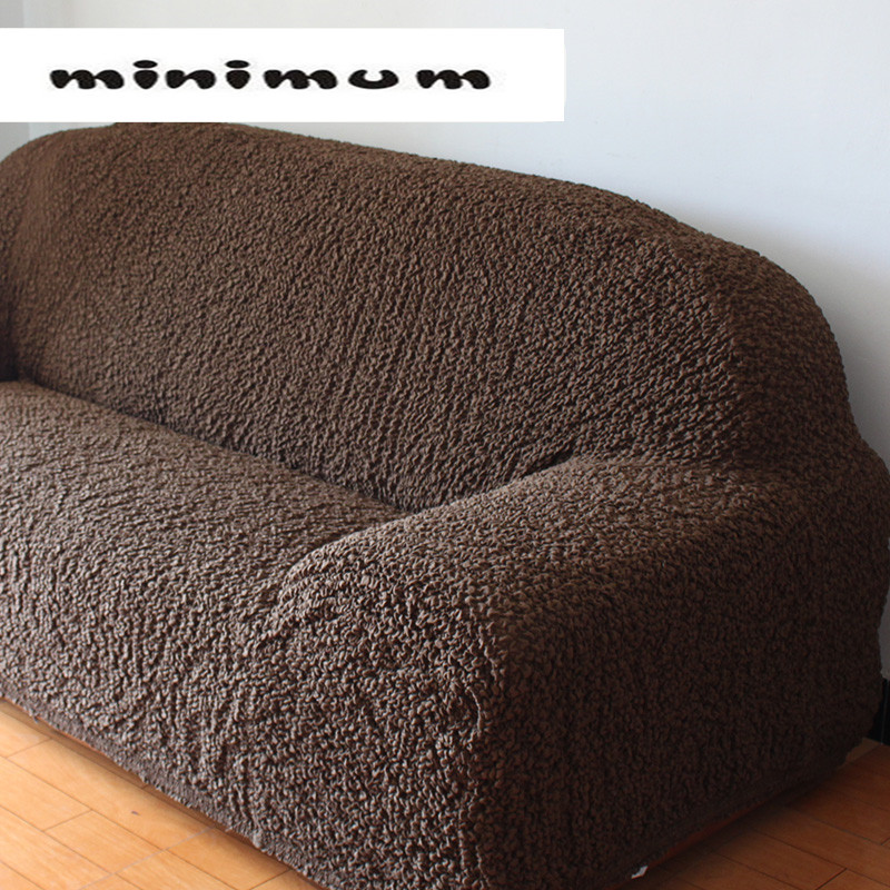 Wide armrest Sofa cover full coverage elastic Breathable sofa cover All inclusive universal Japanese style Sofa towel customize