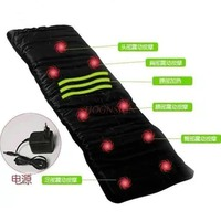 Massage Mattress Body Multi function Electric Heating Home Massager Cushion Vibration Physiotherapy Bed Waist Care Pad Hot Sale