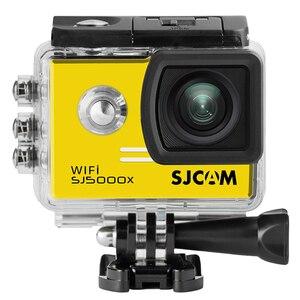 Image 4 - الأصلي SJCAM SJ5000X النخبة عمل كاميرا واي فاي 4K 24fps 2K 30fps الدوران الرياضة DV 2.0 LCD NTK96660 مقاوم للماء الرياضة DV