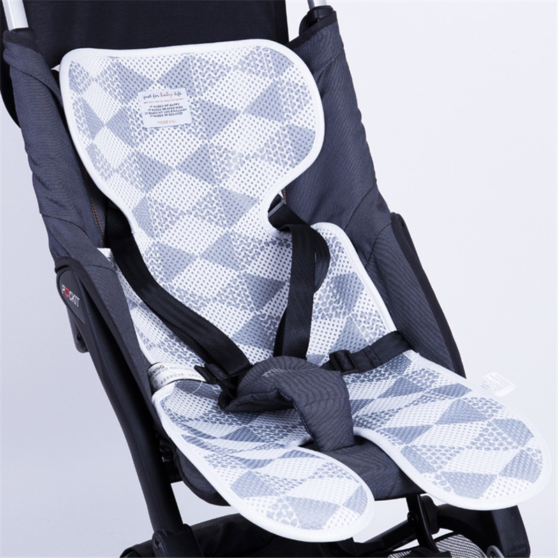 Baby Stroller Accessories Seat Cushion Bamboo Fiber Single Layer Non-slip Summer Breathable Cushion Baby Seat Stroller AccessoryBaby Stroller Accessories Seat Cushion Bamboo Fiber Single Layer Non-slip Summer Breathable Cushion Baby Seat Stroller Accessory