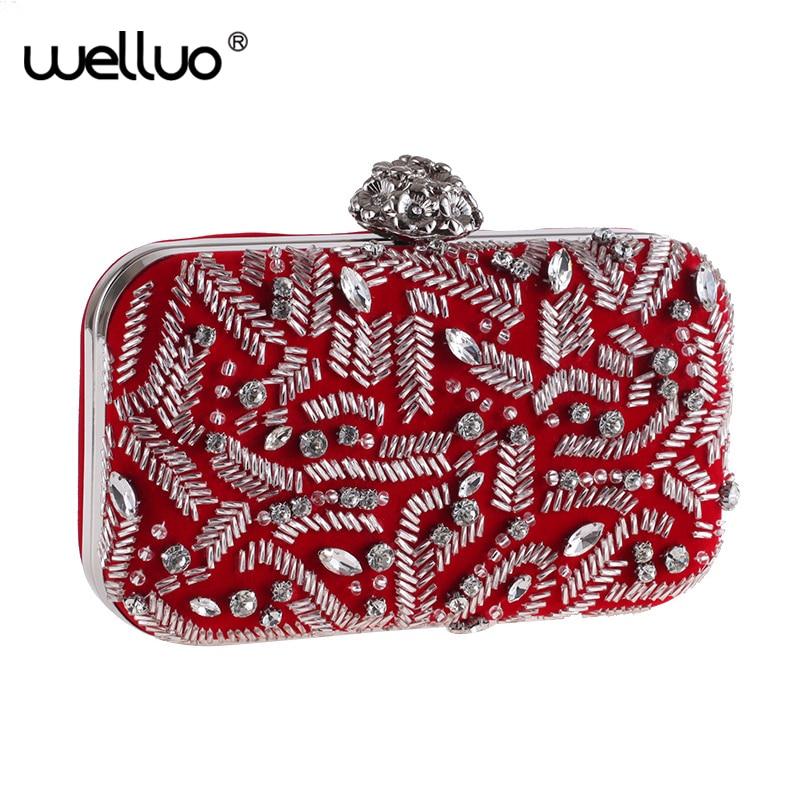 2015 Bling Bling  Diamond Evening Bags Women Wedding Travel Day Clutches Lady Party Clutch Bags Femininas bolsa XA258B