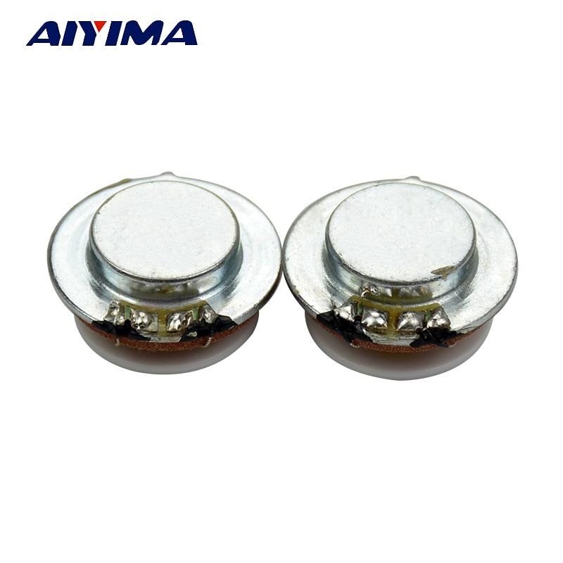 Vbration Speaker 4Ohm 3W Flat Speaker Audio Loudspeaker For Blood Massage Vibration 26.5MM