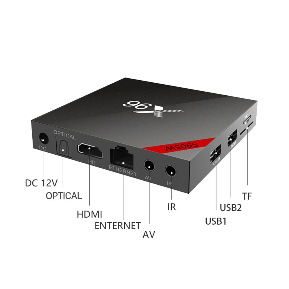 Image 5 - French Full HD IPTV X96W 1 month Free IP TV Turkey Arabic Morocco IPTV Subscription TV Box 4K Belgium IPTV France Arabic IP TV-in Set-top Boxes from Consumer Electronics