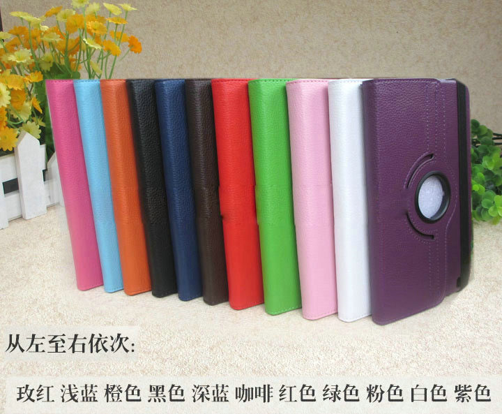 Fashion 360 Degree Rotating Leather Case Cover for Samsung Galaxy Tab 3 8.0 Inch T310 T311 T315 Tablet for Samsung Tab 3 8