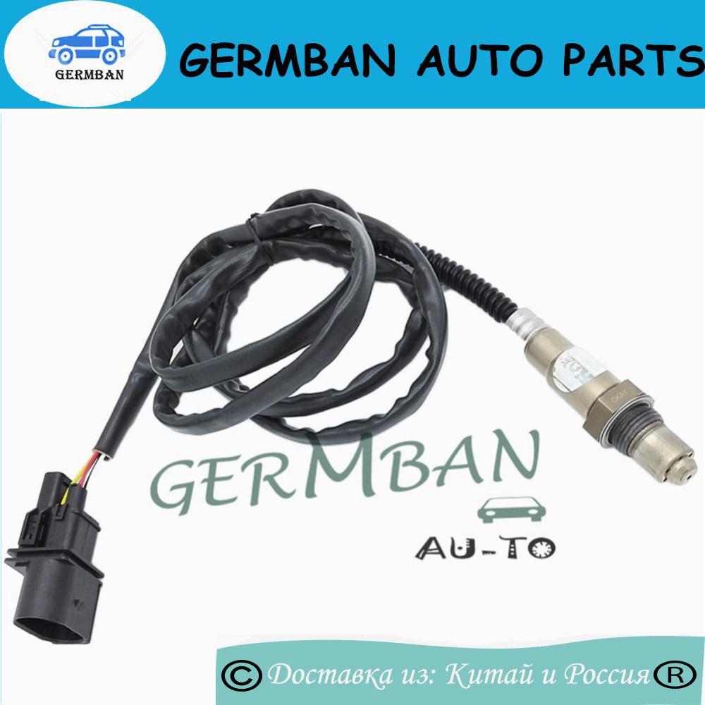 234-5117 0258007090 06B906265D 0258007057 Recentemente Lambda Sensore di Ossigeno O2 Per AUDI A4 B6 2.0 1.8T A8 V W Toua reg Passat 2000-07