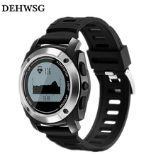 DEHWSG GPS Tracker smart watch S928 heart rate monitor Fitness Tracker Message Reminder Call Reminder For