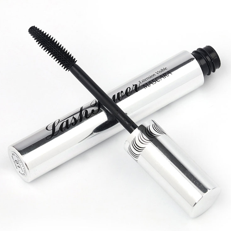 Makeup Eyes 3D Fiber Lash Mascara Lash Power Extension Visible Eyelash Mascara Cosmetics Waterproof Mascara image