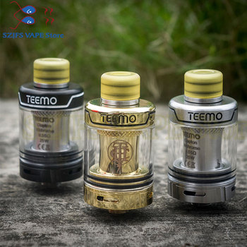 цена на THC Tauren One RTA e cigarette Atomizer 22mm 2.ml with coil 0.55ohm 316ss vape cotton Wick e cigarette Vape Vaporizer Tank kylin