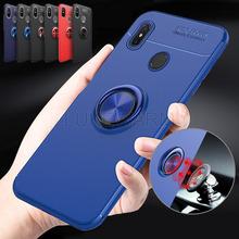 Case on For Xiaomi MI 8 A2 Lite MI8 SE MIX 2S MAX 3 6X pocophone F1 Redmi 6A 4X S2 note 6 5 pro 5A Silicone Coque Stand Cases