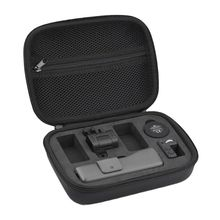 Portable Mini Carrying Case EVA Handheld Storage Bag Box for DJI OSMO Pocket Gimbal Camera Accessories dji osmo pocket case storage bag portable bag module storage compatible with wireless osmo pocket accessories