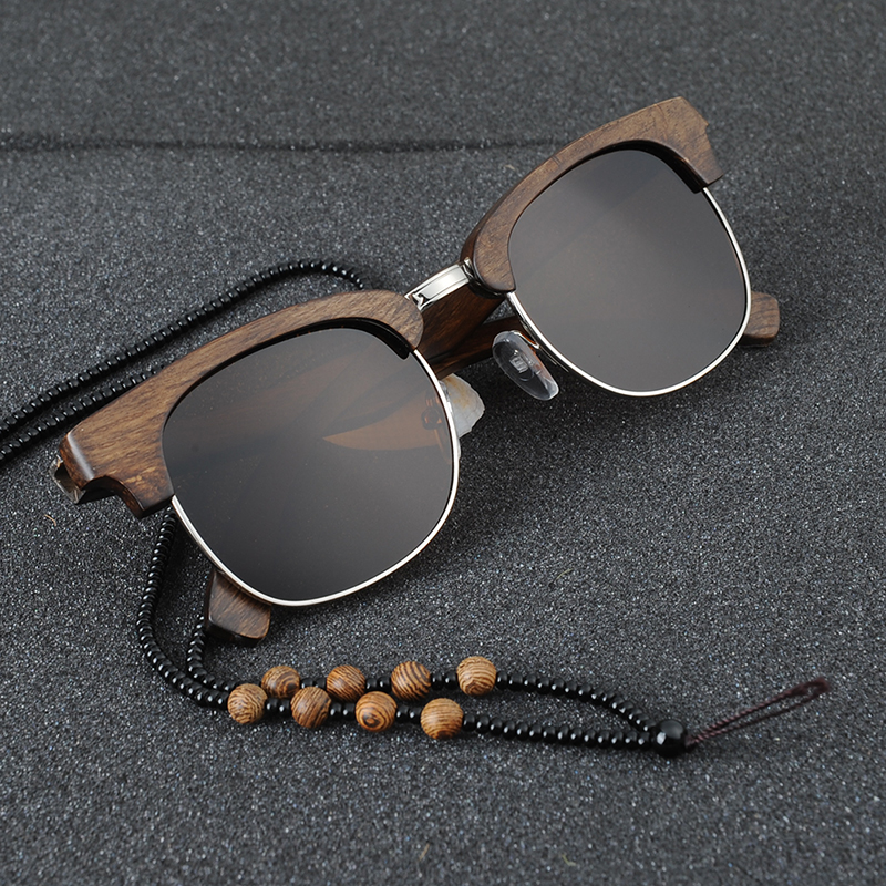 d64af7c84f5 BOBO BIRD Brand Design Luxury Sunglasses Women Original Ebony Wooden  Handmade Sun Glasses Man Dropshipping-in Sunglasses from Apparel  Accessories on ...