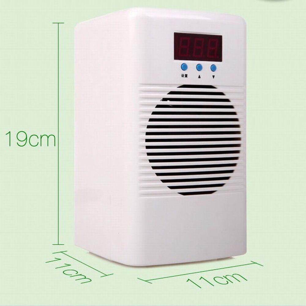 NCFAQUA 110 240 V 20L Wasser Chiller Wärmer Aquarium Kühler für Marine Tank Korallen Riff Garnelen Tank Wasser Temperatur conditioner - 6