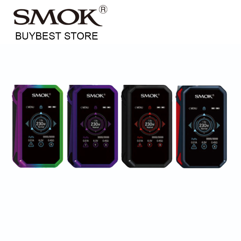 все цены на 100% Original SMOK G-PRIV 2 230W Touch Screen TC Box MOD 2.0