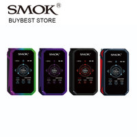 100% Original SMOK G PRIV 2 230W Touch Screen TC Box MOD 2.0 Colorful Touch Screen No 18650 Battery G priv 2/Gpriv 2 vs Mag Mod