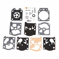 DRELD Carburatore Ricostruzione Kit per Walbro WT-669 WT-626 WT-274 WT-775 K24-WAT Carb String Trimmer Decespugliatore Parti Chainsaw