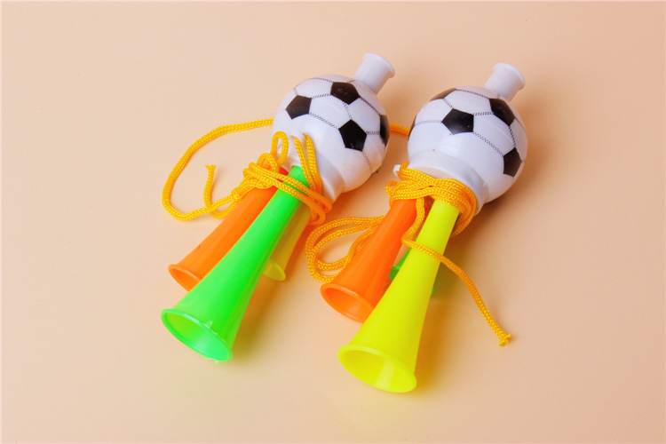 Football Horns Mini Trumpet Voice Makers Plastic Toy The Best Christmas Gift for Football Fans Necessities of Stadium & Concert (6)