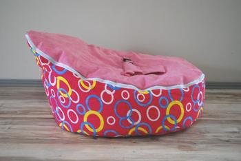 baby beanbag baby chair Baby infant Bean Bag Snuggle Bed Portable Seat No Filling