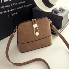 New Arrival 2017 Small Handbag Women Fashion Matte Style PU Leather Handbags Ladies Casual Shoulder Bag And Crossbody Bag