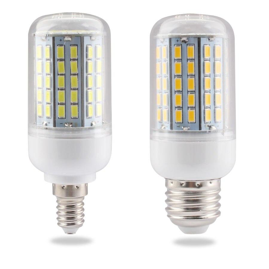 E27 LED Lamp E14 Cob LED Bulb 220V Cob Bulb smart light bulb E14 colorida spotlights smart home cob ampolleta inteligente 220v in LED Bulbs Tubes from Lights Lighting