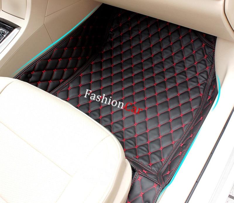 все цены на  Car floor mats for TOYOTA Corolla 2014 2015 2016 Car styling Foot mats  онлайн