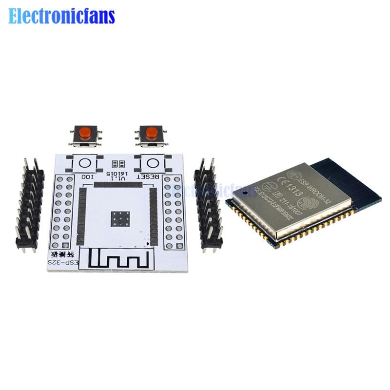 ESP-WROOM-32 ESP32 ESP-32 ESP8266 WiFi//WLAN+Bluetooth Module Dual Core 240MHz