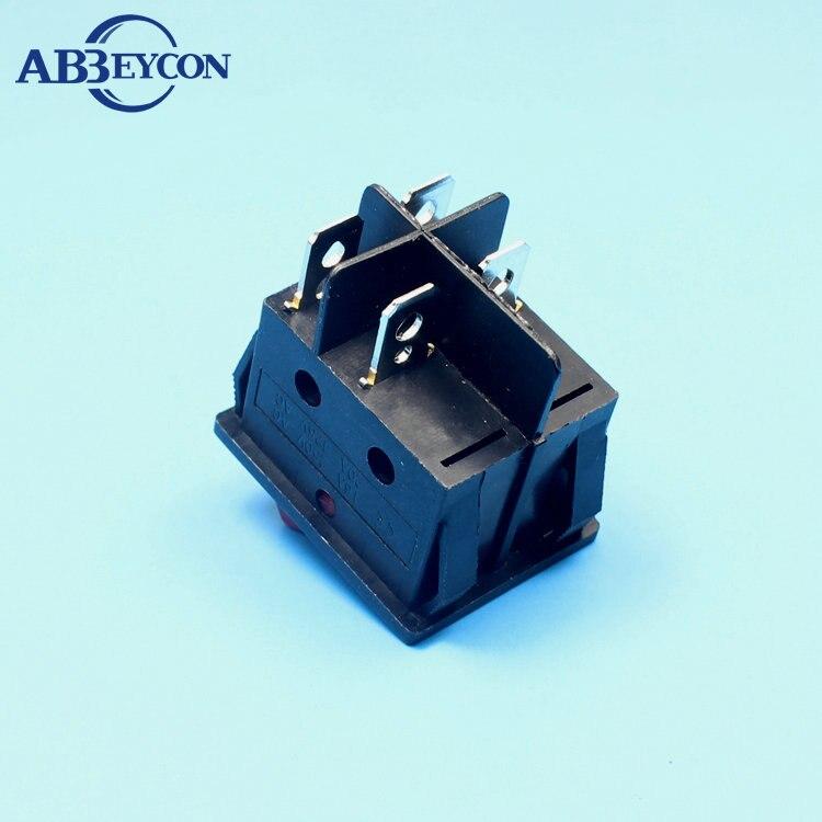 RS360 KCD2 201N 2 освещенность t85 250vac на off автомобильной 2 кулисный  переключатель в положение купить на AliExpress 036f6d3f12c