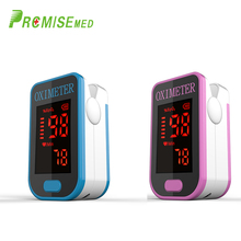 PRO-F4 blue+pink Finger Pulse Oximeter,Heart Beat At 1 Min Saturation Monitor Heart Rate Blood Oxygen SPO2 CE Approval