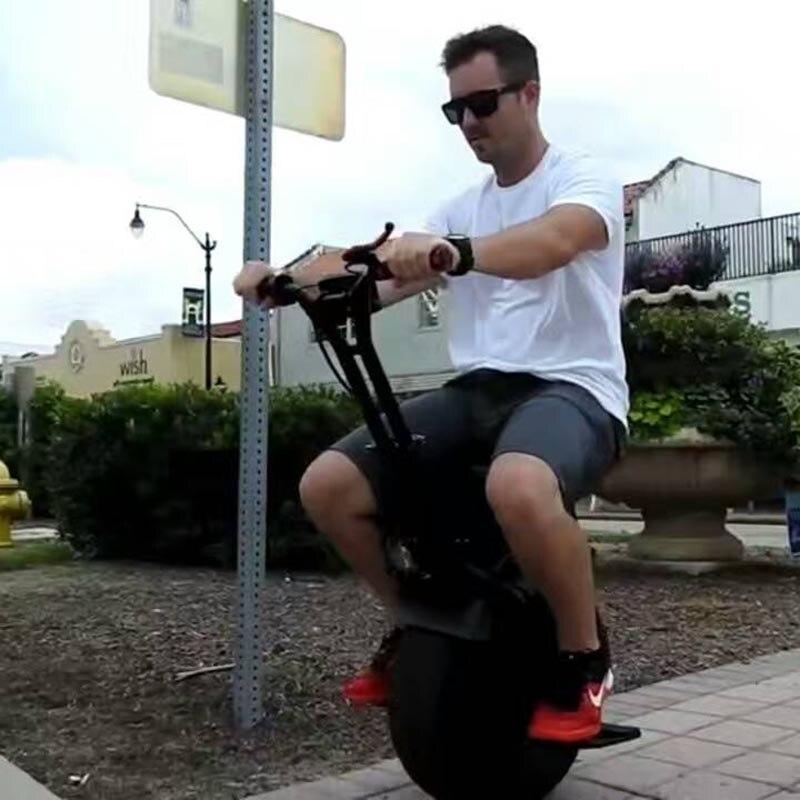 Auto equilibrar una eléctrico de la rueda de la bici de la motocicleta 1000 W Scooters para adultos - 6