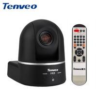 Barato Tenveo HD9620 1080 p HD Video conferencia Cámara 20x Zoom Ptz HDMI Conferencia Cámara HDMI HD-SDI salida IR remoto para proyector