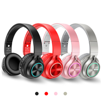 Bluetooth Headphones for iPhone 7 for TV MP3 Wireless Headphones with Mic for Girl's Bluetooth headset earphones auriculares