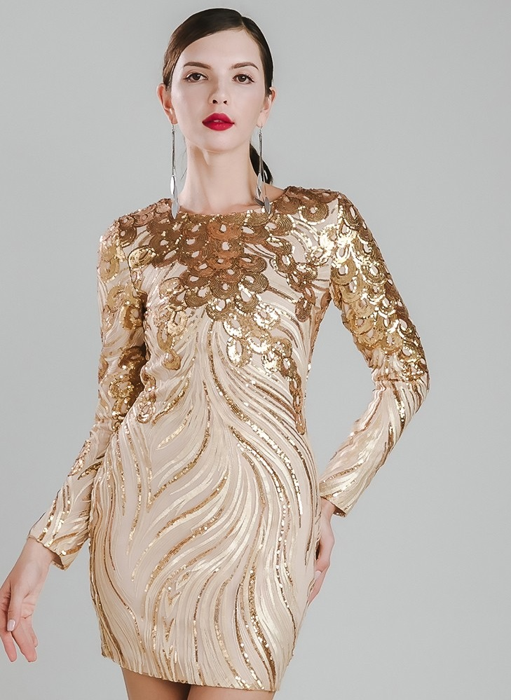Гламур фото платья
