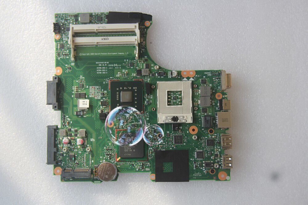 все цены на 605747-001 For HP Compaq 320 420 620 Laptop motherboard 6050A2344601-MB-A02 GM45 DDR3 fully tested work perfect онлайн