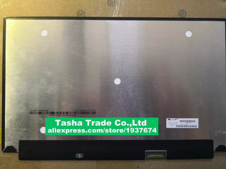 12.5 LTN125HL07  LED DISPLAY SCREEN PANEL AG EDP FHD LTN125HL07-30112.5 LTN125HL07  LED DISPLAY SCREEN PANEL AG EDP FHD LTN125HL07-301