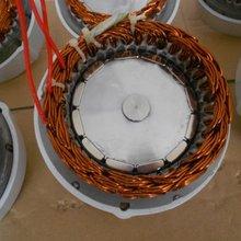 Макс. 550 Вт Генератор постоянного магнита для ветровой турбины стрекозы, подходит для Air-x и Air breeze