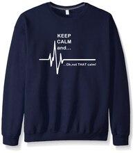 Keep Calm Sweatshirts for Men