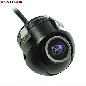 Image 2 - CCD HD gece görüş araba kamera ön/yan/sol/sağ/dikiz kamera 360 derece rotasyon evrensel araba ters geri görüş kamerası