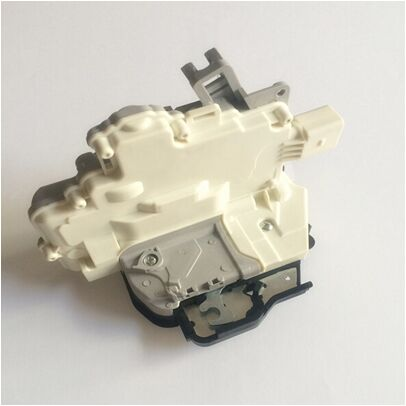 4F0839016 4F0839016A 8E0839016AA REAR RIGHT CENTRAL DOOR LOCK LATCH ACTUATOR MECHANISM FIT FOR AUDI A6 C6 WITH 7 PINS