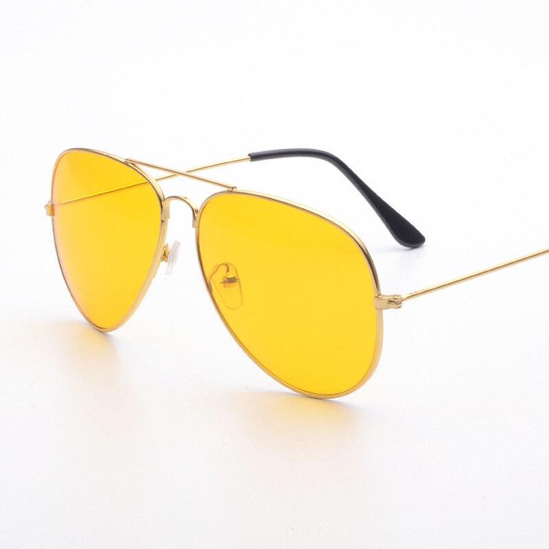 2018 Gläser Männer Sonnenbrille Autofahrer Nachtsichtbrille Anti-glare Sonnenbrille Frauen Fahren Gläser