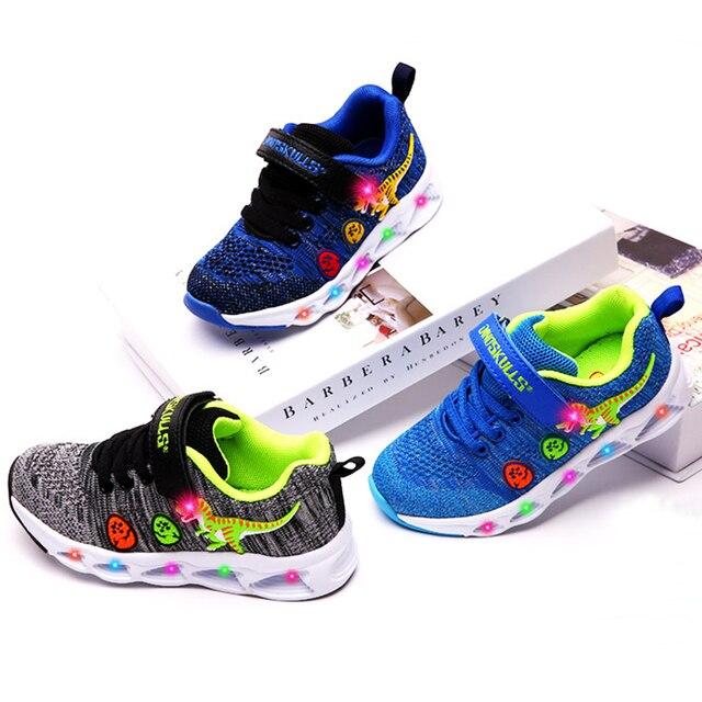 fda98 online 243b9 mayerund sports nike shoes led schuhe mit gIbYyv7f6m