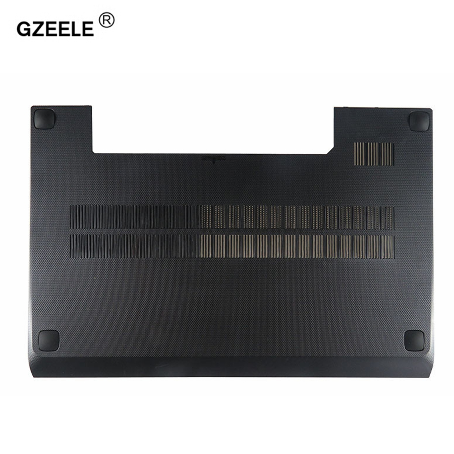 GZEELE New for Lenovo G500 G505 G510 G590 laptop case back cover Base Bottom Case Back Cover Door Black AP0Y0000C00 E COVER gzeele new for lenovo ideapad g500 g505 g510 g59015 6 base bottom cover case door